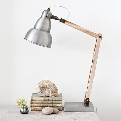 bedside table study lamps