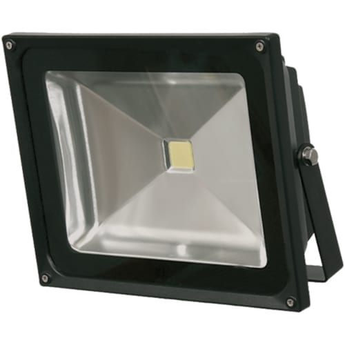 50w Led Die Cast Aluminium Flood Light With Tempered Glass