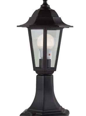Garden Pedestal Light