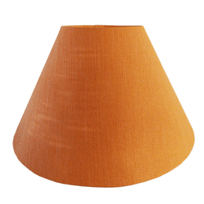 Large Cone Lamp Shape