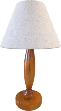 Lamp and shade Lighting