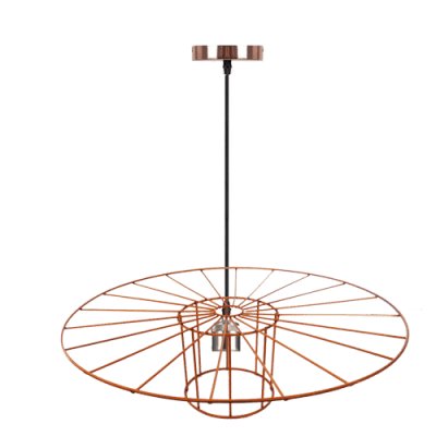 Pendant Light wire frame