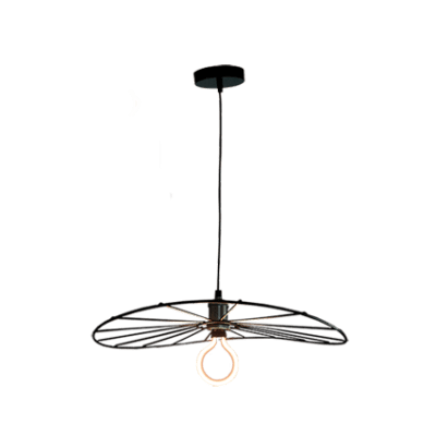 Pendant wire light