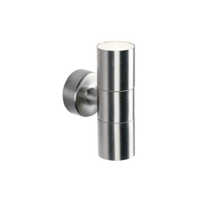 316 Stainless Steel Outdoor Wall Bracket with Clear Tempered Glass
