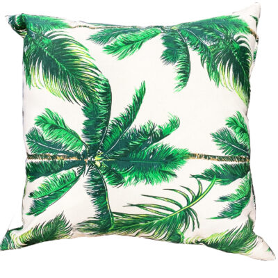 Scatter Cushion Palm trees