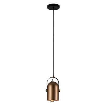 Muse Pendant 140mm Gold